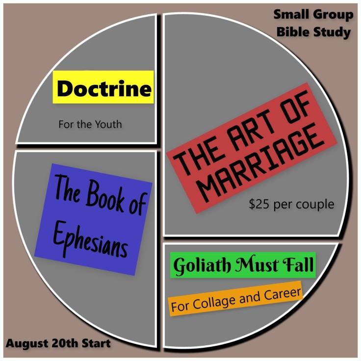 Bible Study Aug 17